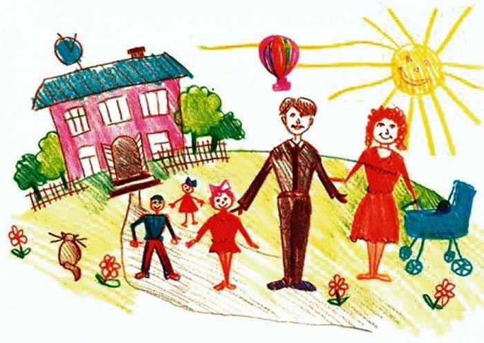 многодетные семьи и нищета